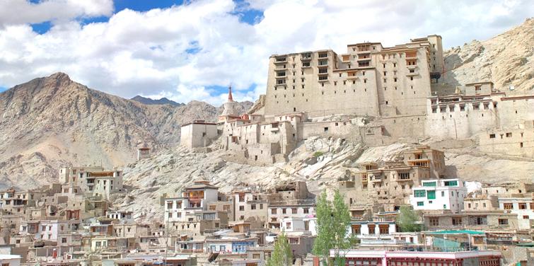 Leh capitale Ladakh