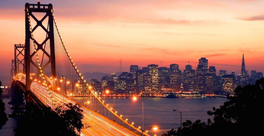 San Francisco viaggi nozze agosto