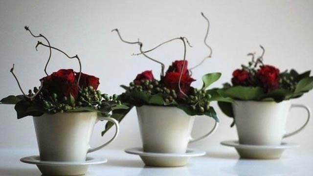 Centrotavola matrimonio fai da te le 10 idee pi belle for Idee per centrotavola di natale