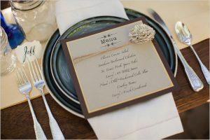 come organizzare menu matrimonio